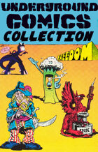 Underground Comics Collection [BUNDLE]