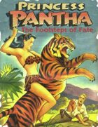 Princess Pantha: The Footsteps of Fate