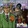 ERG019: Comics Villain Package#1 - Full rights