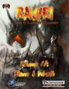 Rawr! - Volume 2: Flame & Wrath