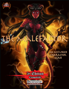 The Malefactor Class: Revised & Expanded (5E/PF)
