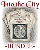 Into the City: Building Maps [BUNDLE]