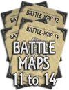 Battle-Maps 11 to 14