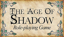 The Age of Shadow RPG
