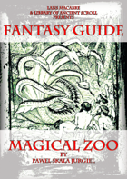Fantasy Guide: Magical ZOO by Lans Macabre