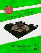 Battlemap : Octagon Shrine
