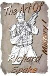 Art by Richard Spake - Military 1