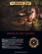 Keeper of the Unknown (MC Screen)