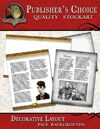 Publisher's Choice - Decorative Layout (Page Backgrounds)