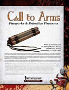Call to Arms: Fireworks & Primitive Firearms