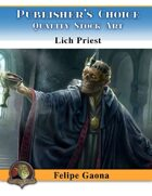 Publisher's Choice - Felipe Gaona (Lich Priest)