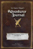 The Master Player's Adventurers Journal
