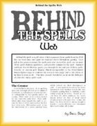 Behind the Spells: Web