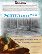 Sidebar #32 - Making the Battlefield Work To Your Advantage