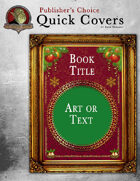 Publisher's Choice: Quick Covers #16
