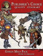Standard Stock Art: Goblin Mega-Pack