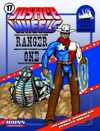 Justice Wheels #17 Ranger One [ICONS]