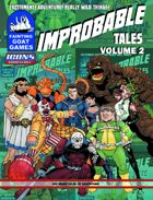Improbable Tales Volume 2 Compilation
