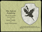 Toys for the Sandbox XX: Falcon Academy
