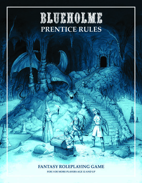 BLUEHOLME Prentice Rules