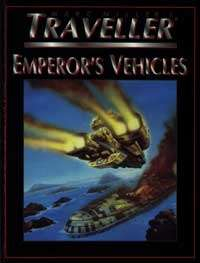 T4 Emperor's Vehicles on DriveThruRPG.com