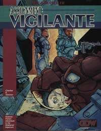 MT Assignment: Vigilante on RPGNow.com
