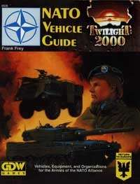 T2000 v1 NATO Vehicle Guide on DriveThruRPG.com
