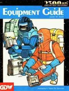 2300 AD Equipment Guide