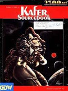 2300 AD Kafer Sourcebook