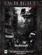 T2013- Short Stories - Solitude