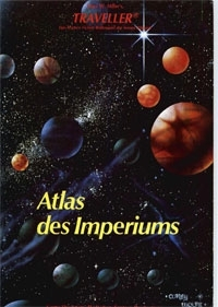 German Traveller- Atlas des Imperiums on DriveThruRPG.com