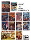 DC1 Guide to Dark Conspiracy (1st edition)