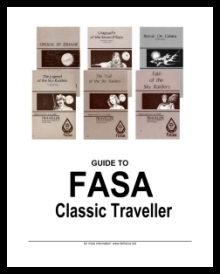 Guide to FASA Classic Traveller on DriveThruRPG.com