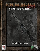 T2013- Shooter's Guide: Cold Warriors