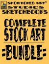 The Complete Stock Art Bundle [BUNDLE]