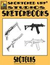 Skortched Urf' Studios Sketchbook: Shotguns
