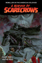 A Murder of Scarecrows (Graphic Novel)