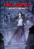 Helsing: Legacy Born (Graphic Novel)