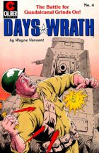 Days of Wrath #4