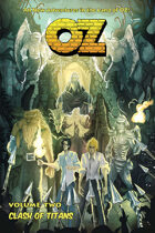Oz: Volume 2 (Graphic Novel)