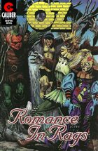 Oz: Romance in Rags (Graphic Novel)