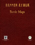 Rappan Athuk Book of Maps