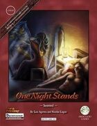 One Night Stands - Scorned - Pathfinder Edition