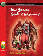How Orcus Stole Christmas (Pathfinder)