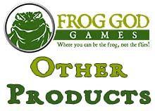 Frog God Game Other Books