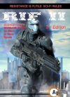 Resistance is Futile II 2nd edition science-fiction wargame rules