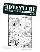 The Adventure Creation Handbook
