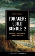 Foragers Guild Guides 2 [BUNDLE]