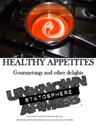 Healthy Appetites: Gourmeturgy and other delights