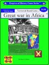 The Great War in Africa Board Game